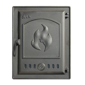 Дверца топочная герметичная глухая LK 311