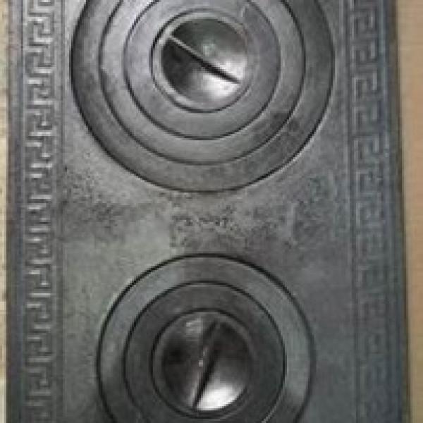 Плита 2х-конфорочная П2-3