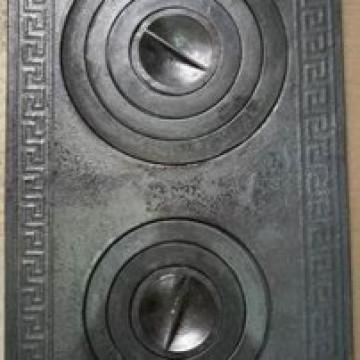 Плита 2х-конфорочная П2-5