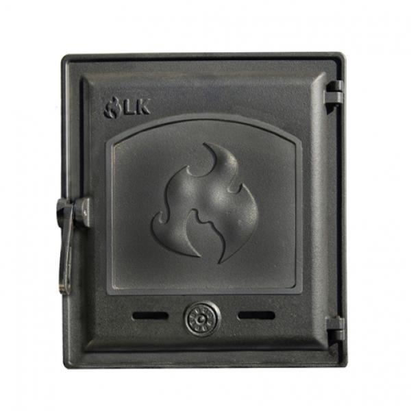 Дверца топочная герметичная глухая LK 371