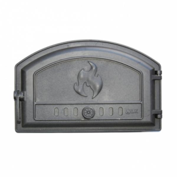 Дверца топочная герметичная глухая LK 322