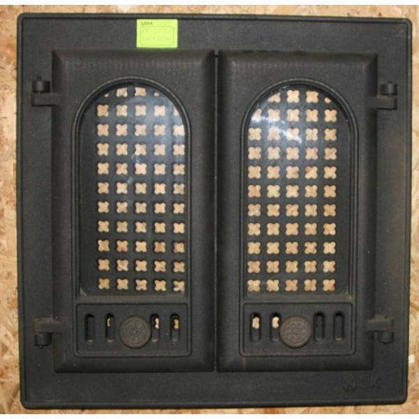 Дверца каминная LK 302