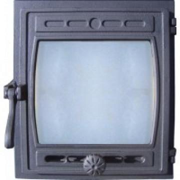 Топочная дверца ДТГ-8С кижи (Р)