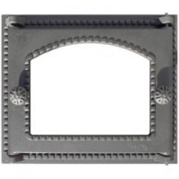 Топочная дверца ДТ-6С север (Р)
