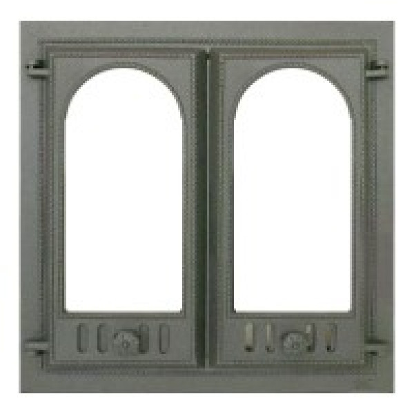 Каминная дверца 400 SVT