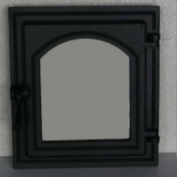 Дверка каминная ВЕЗУВИЙ 220